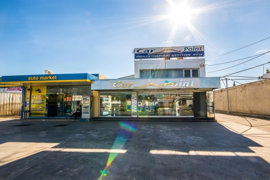 For Rent Showroom 380 sq.m. Volos – Ag. Anargiroi