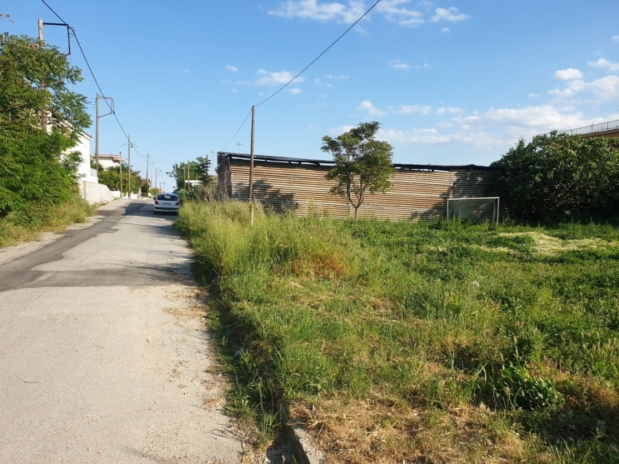 For Sale Plot 730 sq.m. Nea Achialos –