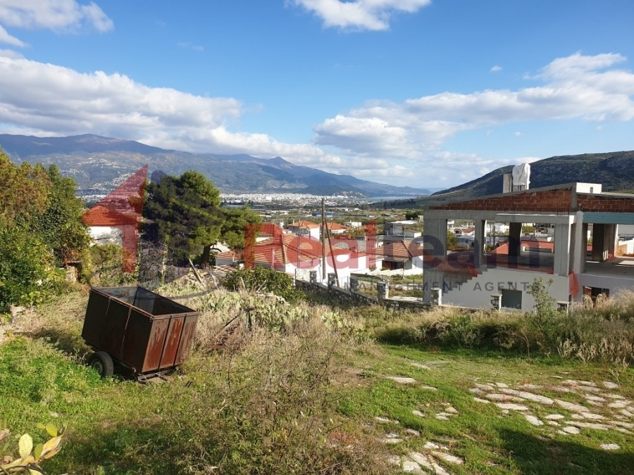 For Sale Plot 660 sq.m. Aisonia – Dimini