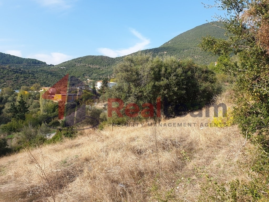 For Sale Plot 777 sq.m. Pteleos – Center