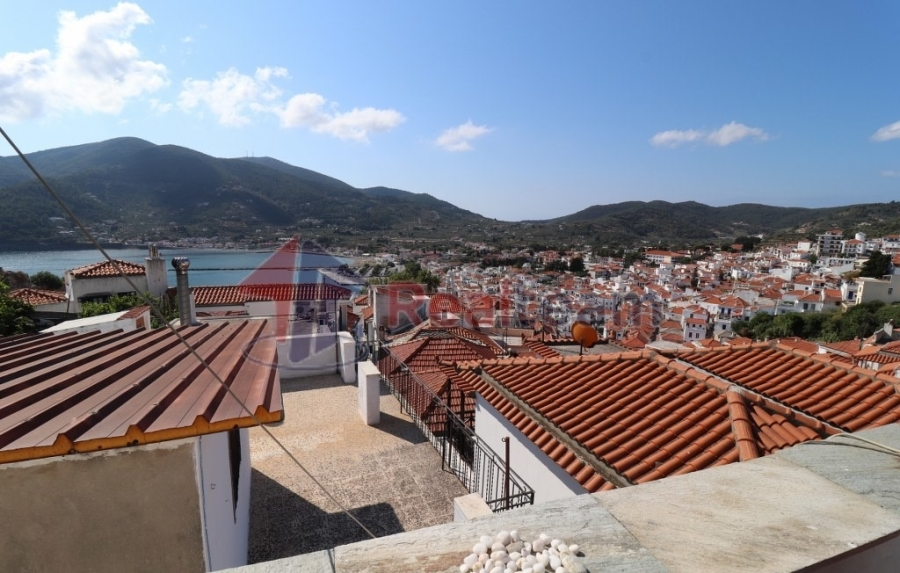 For Sale Detached house 155 sq.m. Sporades-Skopelos – Main town – Chora